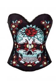cheap over bust corsets for women pinkqueen