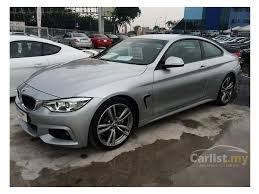 bmw m sport coupe bmw 428i 2014 m sport 2 0 in kuala lumpur automatic coupe silver