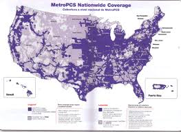 Internet Coverage Map Awesome Metro Pcs International Coverage Map Cashin60seconds Info