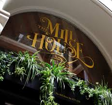humphrey and edwards architects the mill house bar now open