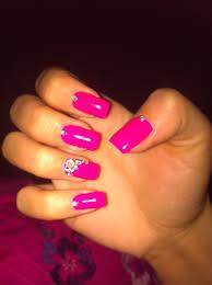 pink acrylic nail designs nail designs with pink