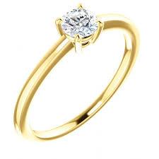 inel de logodna cu diamant de logodna din aur sau platina cu diamant incolor 71863