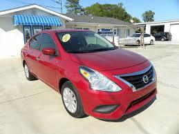 red nissan versa 5508 2015 nissan versa vann u0027s auto mart used cars for sale