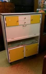 retro 1950 u0027s kitchen red white hygena larder kitchenette