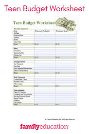 Rental Income Expenses Spreadsheet 25 Best Budget Worksheets Ideas On Pinterest Free Budget