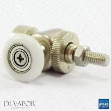 shower door roller parts top metal shower door roller 22mm 23mm 25mm 27mm 22mm