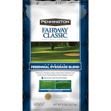 fairway home decor pennington 5 lb fairway supreme perennial ryegrass blend
