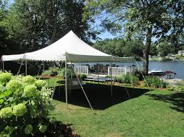 tent rental photos taken all over ma and nh