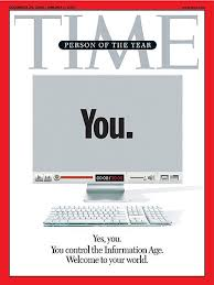 time magazine cover person of the year you dec 25 2006