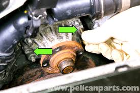 bmw e46 water pump replacement bmw 325i 2001 2005 bmw 325xi