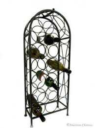 metal wine racks floor foter