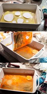 if you can make jell o you can make a gelatin printing plate