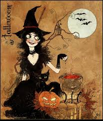 212 best spooky witches images on pinterest halloween ideas