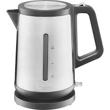 krups 1 7l electric kettle brushed stainless steel bw442d50