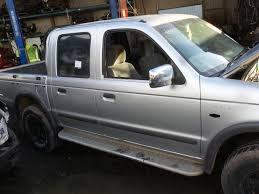 2001 pe ford courier 4x4 2 5 wl t turbo diesel now wrecking