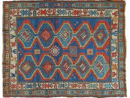 tappeti caucasici prezzi kazak antico dalle due bordure morandi tappeti