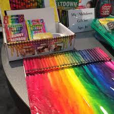 crayola mini meltdown gift set toy minis and gift