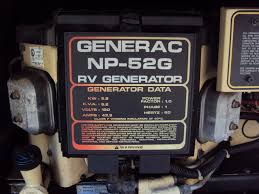 generac np 52g generator trouble the laptop junction