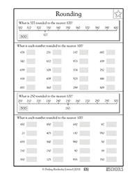 ideas about free rounding worksheets for 3rd grade free math