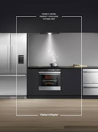 Designed Kitchen Appliances Fisher U0026 Paykel New Zealand Product Catalogue Kitchen 2016 By