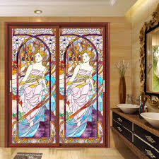 stained glass door windows online get cheap church stained glass window aliexpress com