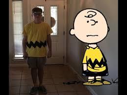 Charlie Brown Snoopy Halloween Costumes Diy Charlie Brown Costume Halloween