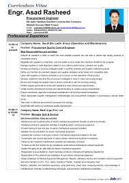Sample Resume Purchasing Manager Curriculum Vitae Purchasing Manager Virtren Com