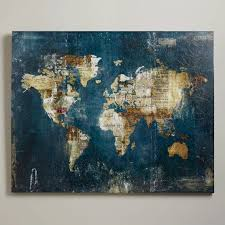 Map Home Decor Cartographic Home Décor To Inspire Escape Travel Galleries