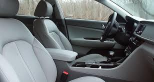 Optima Kia Interior 2016 Kia Optima Targets Family Car Heavyweights Consumer Report