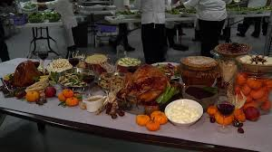 thanksgiving dinner dallas tx at u0026t stadium gets ready for thanksgiving nbc 5 dallas fort worth