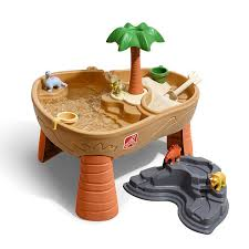 step 2 sand and water table step2 dino dig sand water table jcpenney