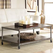 Hammary Sofa Table by Hammary Structure Rectangular Coffee Table Hayneedle