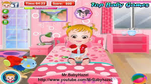Baby Hazel Room Games - baby hazel stomach care games baby games level 1 youtube