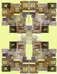 600 sq ft 1 bhk 1t apartment for sale in techops infra techops