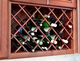 incredible century quality style value with regard to wine rack