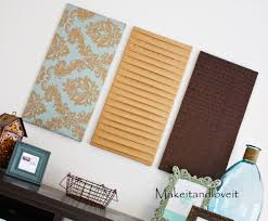 decorate my home part 9 fabric wall hangings make it and love it