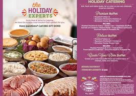 boston market thanksgiving dinner menu 2015 meal hours heavy