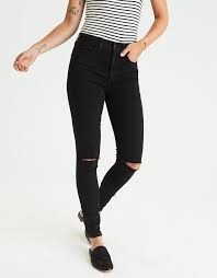 ripped jeans ae com american eagle outfitters