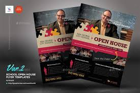 open house flyer templates eliolera com