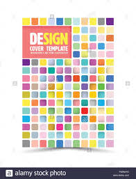vector book cover design template flyer layout magazine cover