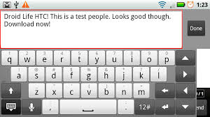 htc ime apk htc ime keyboard for droid x droid