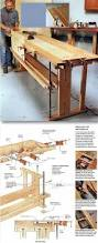 Wood Folding Table Plans Woodwork Projects Amp Tips For The Beginner Pinterest Gardens - 7897 best woodworking tips images on pinterest wood projects