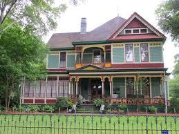 Italianate Style House A Colorful Italianate Home On Union Street Concord Nc North