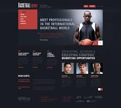 basketball joomla template 44591