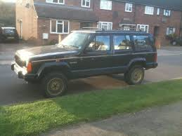 jeep cherokee chief off road jeep cherokee offroad oppinions page 1 off road pistonheads