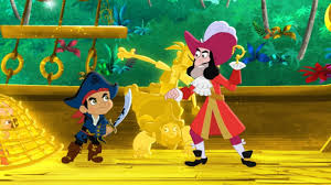 jake and the never land pirates hook the genie official disney