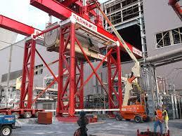 modular lift tower barnhart crane u0026 rigging