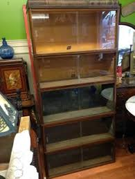 Ebay Bookcases Antique Oak Barrister Bookcase Gunn Furniture Ebay Dreamy