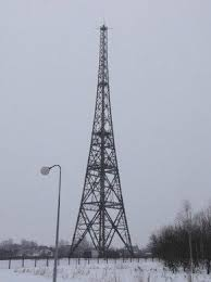 radio tower gliwice radio tower gliwice poland atlas obscura