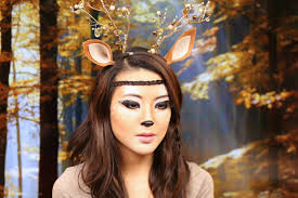fawn headband deer makeup tutorial 2013 from to toe